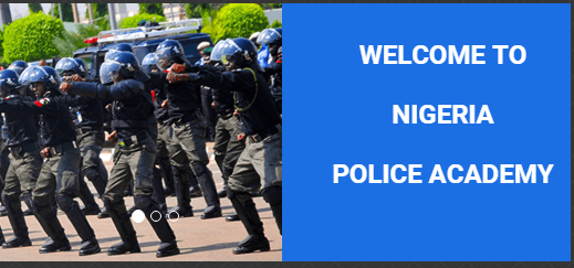 Nigeria Police Academy 6th Regular Admission course form on sale