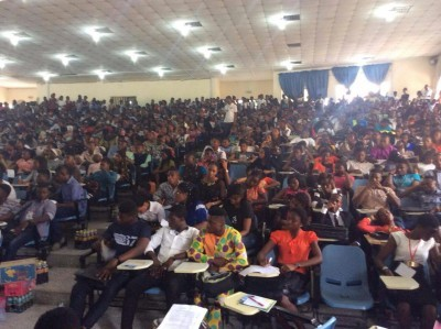 UNN Orientation Programme For New Students, 2017/2018