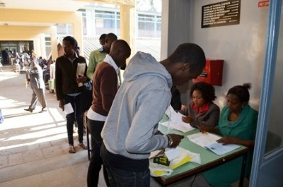 BUK Screening Date and Procedure for New Students, 2017/2018