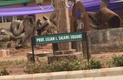 UNIBEN Fine Art Department sets up an Art Square in honour of the Vice Chancellor