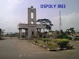 OSPOLY HND Admission List, 2018/2019 Out