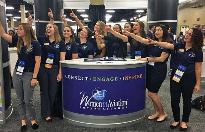 Women In Aviation International Scholarships 2018