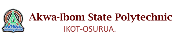 Akwa Ibom Polytechnic 2019/2020 ND EVENING/PART-TIME PROGRAMME