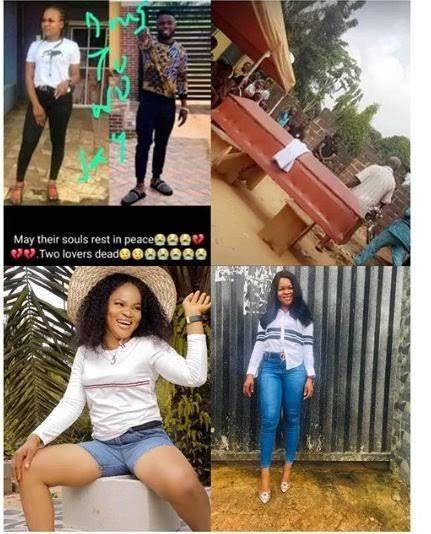Final year student of Oko Polytechnic and Boyfriend Dies Mysteriously