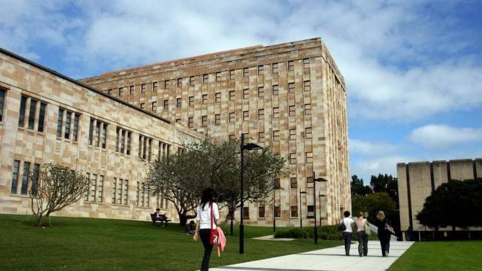 2020 Wensley Sporting Funding at University of Queensland, Australia