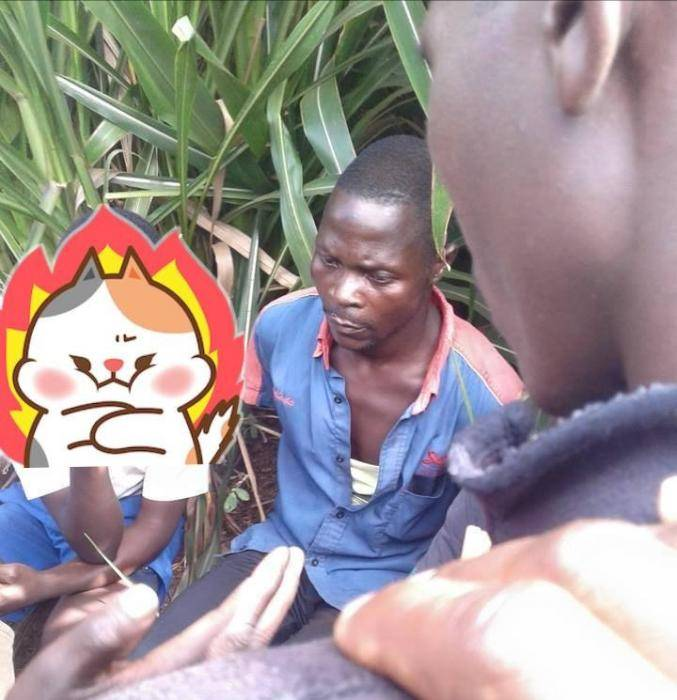 Man Arrested for Assaulting Primary School Student in the Bush
