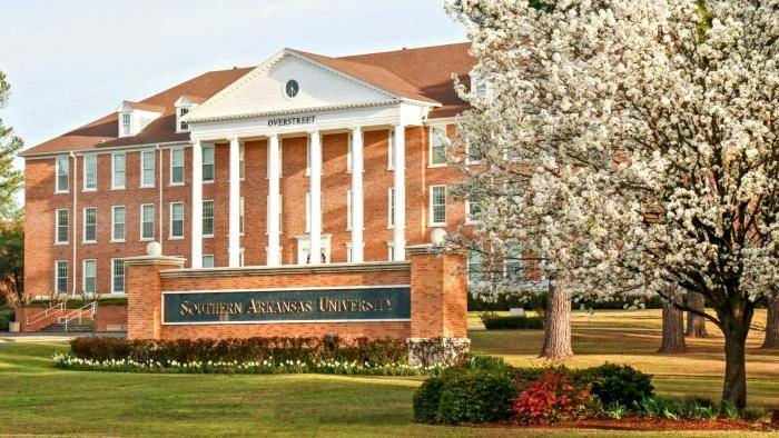 2021 International Excellence Scholarships at Southern Arkansas University, USA