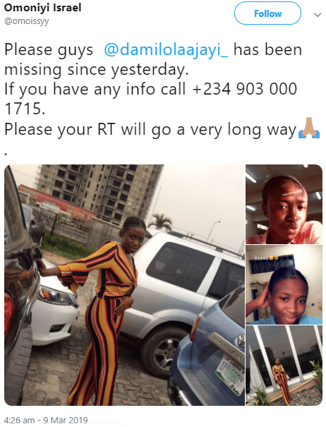 CU Student Declared Missing Actually Traveled to Meet Her Boyfriend