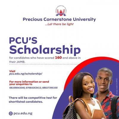 Promoters Scholarship 2020 At Precious Cornerstone University - Nigeria