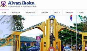Alvan Ikoku COE Degree Admission List, 2018/2019 Out
