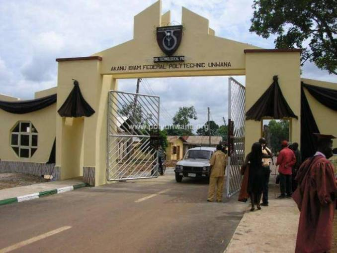 Akanu Ibiam Federal Polytechnic Remedial Admission, 2020/2021 Announced