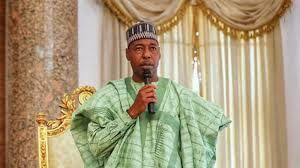 Majority of Secondary School Leavers in Borno State are Unqualified for Varsity Admission - Zulum
