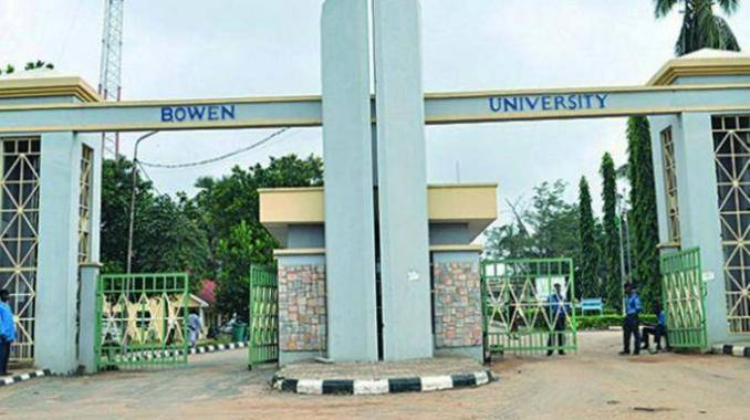 Bowen University Resumption and 2nd Semester Calendar, 2018/2019 Session