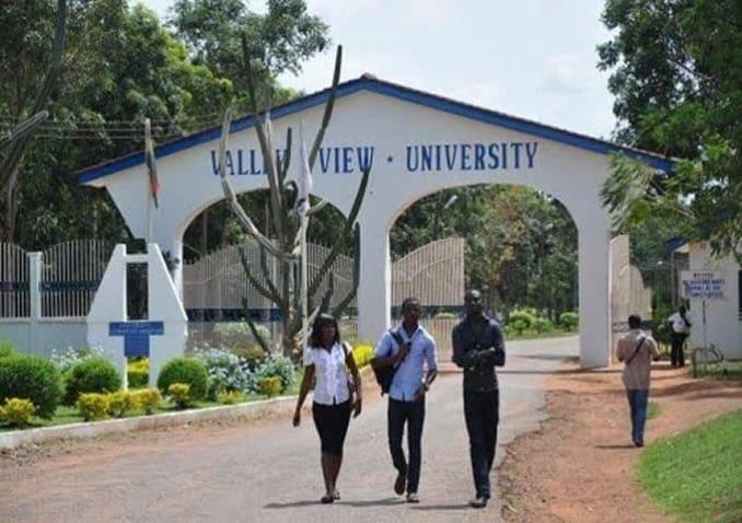 2020 International Awards At Valley View University - Ghana