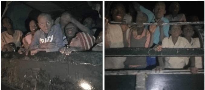Breaking: Abducted Kankara students regain their freedom