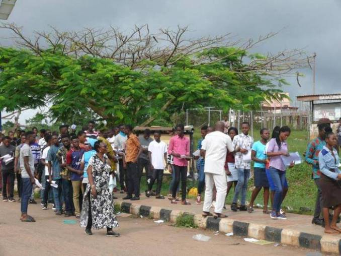 The Oke-Ogun Polytechnic, Saki Post-UTME Screening Dates and Details, 2019/2020