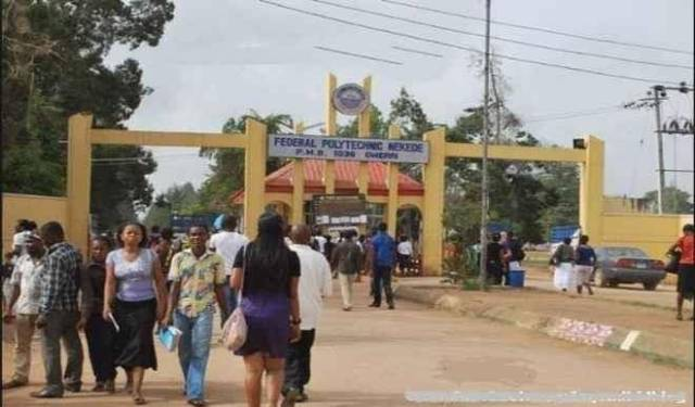 IDAHPOLY HND Supplementary Admission List, 2018/2019