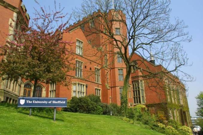 2021 International Student Scholarships at University of Sheffield – UK