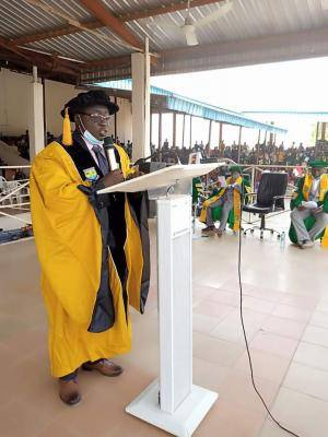 NSUK matriculates 6,210 students for the 2019/2020 session