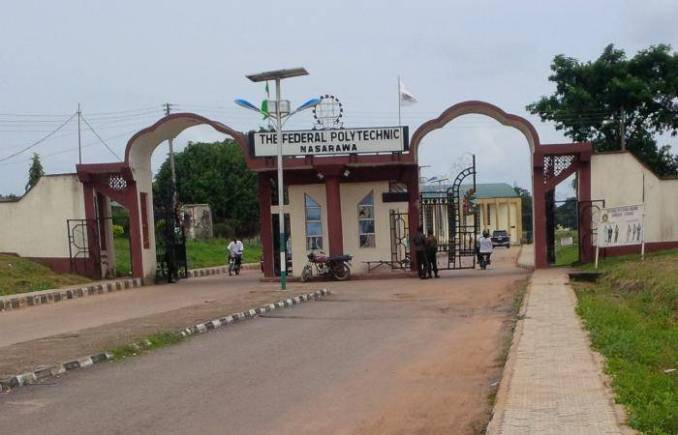 Fed Poly Nasarawa ND Admission List, 2019/2020 Out