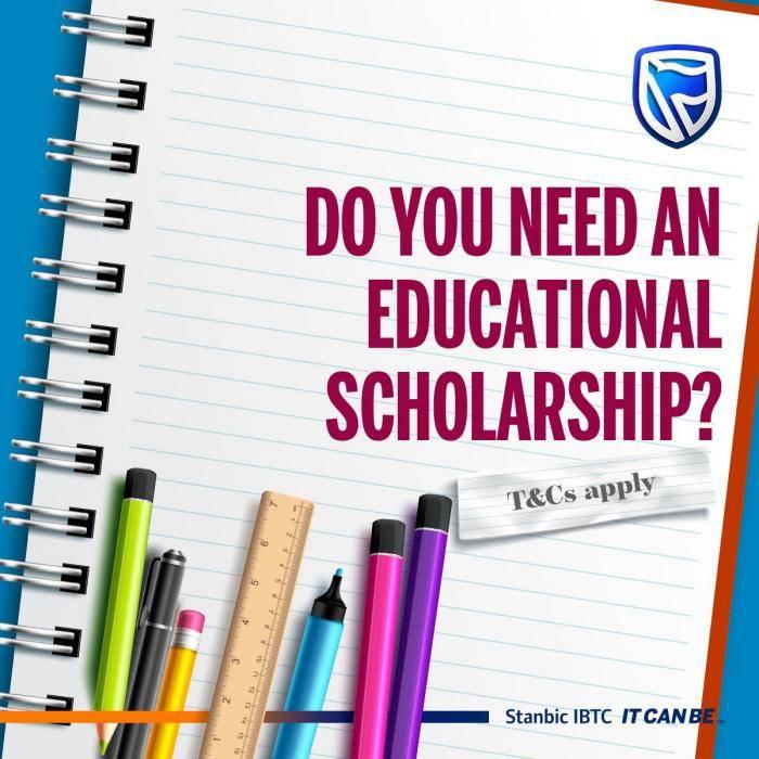 Stanbic IBTC University Scholarship For Nigerian Students 2020