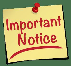 FCE, Iwo disclaimer notice on Job recruitment