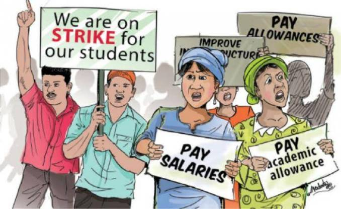 ASUU's final conditions to call off strike right now!