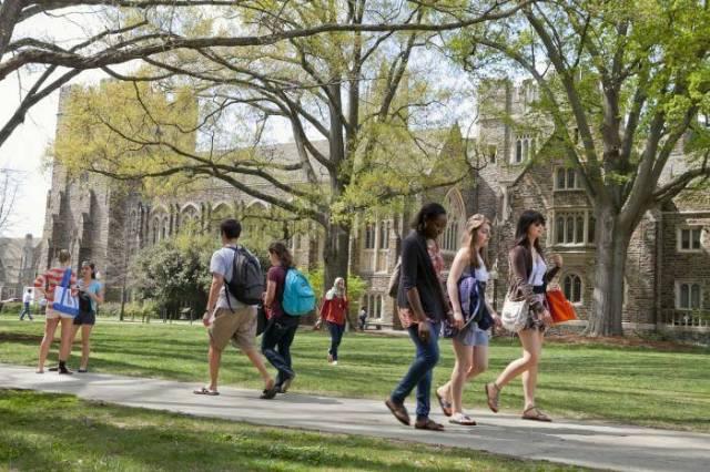 A.B. Duke Scholarship Program At Duke University - USA 2020