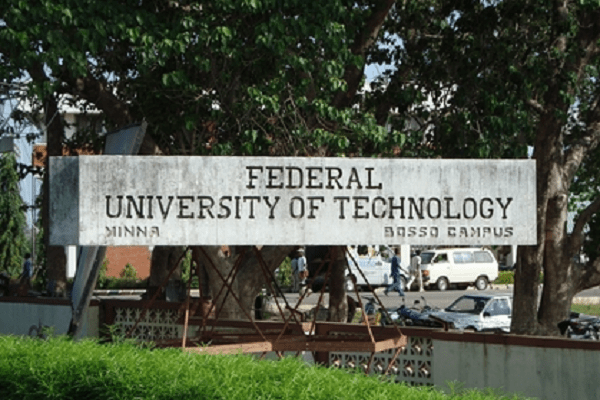 FUTMINNA SUG notice to students on collection of ID cards