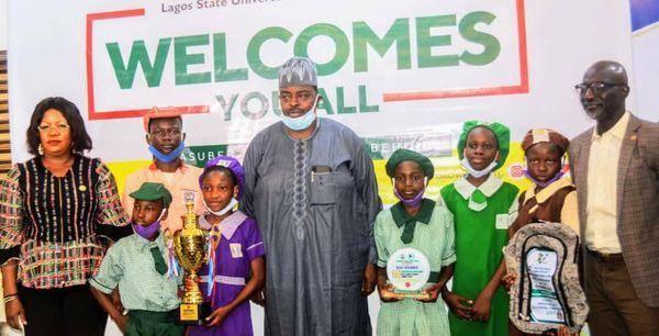 LASUBEB celebrates champions of 2020 President's School Debate