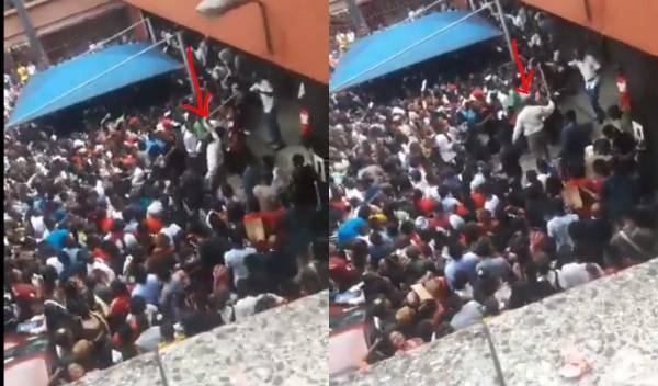 University of Calabar Post-UTME Candidates Flogged by University Staff 😲😲