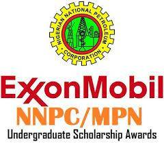 NNPC/Mobil Undergraduate Scholarship For 2019