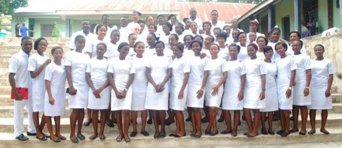 OAUTHC admission into community health training programme, 2021/2022