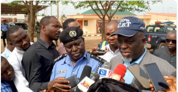 JAMB Apprehends Ghost Writer Planning to Take UTME for 64 Candidates, Cancels Results in Abia