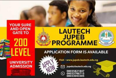 LAUTECH extends JUPEB application deadline for 2020/2021 session