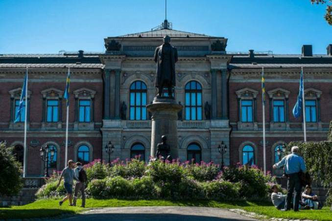King Carl Gustaf Funding At Uppsala University, Sweden 2020
