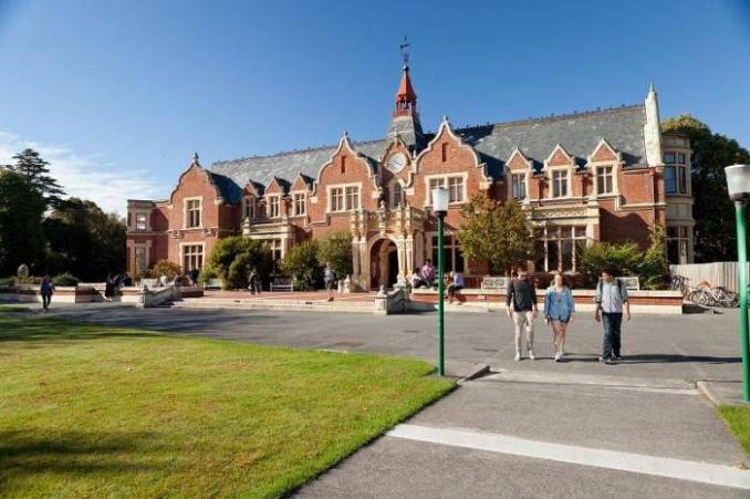 2021 International Financial Aid at University of Lincoln, New Zealand