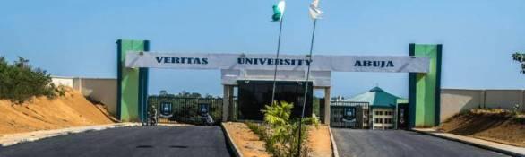 Veritas University Admission List, 2018/2019 Out
