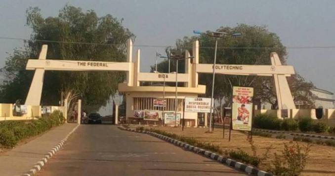 BIDA POLY HND Admission Form For 2020/2021 Session