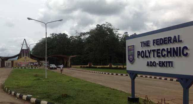 Fed Poly Ado-Ekiti ND Departmental Cut-off Marks For 2019/2020 Session