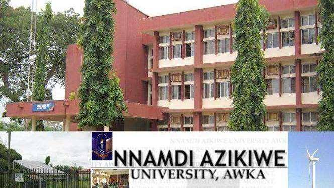 UNIZIK Resumption Date for 2019/2020 Session