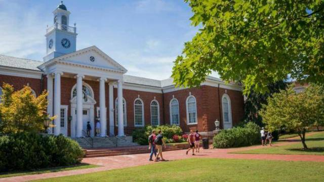 2019 Merit-based International Scholarships At Longwood University – USA