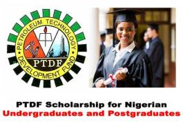 2021 PTDF In-Country Scholarship For Students in Nigerian Federal Universities