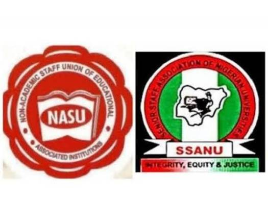 FG threatens to stop salaries of SSANU and NASU members