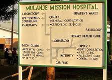 Mulanje Mission College of Nursing Selection List