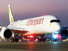 Ethiopian Airlines Temporarily Suspend Flights to About 30 Countries