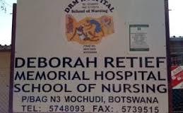 Deborah Retief Memorial School of Nursing School Fees