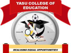 Yasu College of Education Student Portal