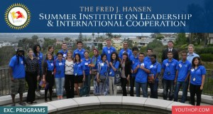 2017 Hansen Summer Institute On Leadership And International Cooperation - US