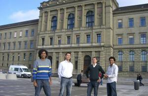 2017 Engineering For Development (E4D) Doctoral Grants Programme - ETH Zurich